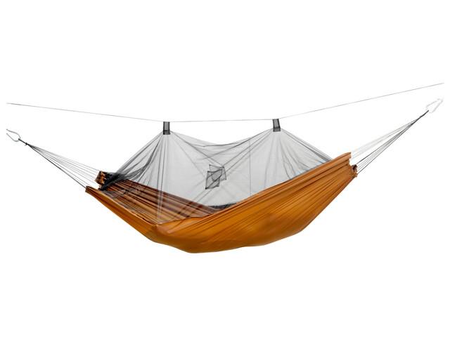 Amazonas Moskito-Traveller Pro Hamak brązowy